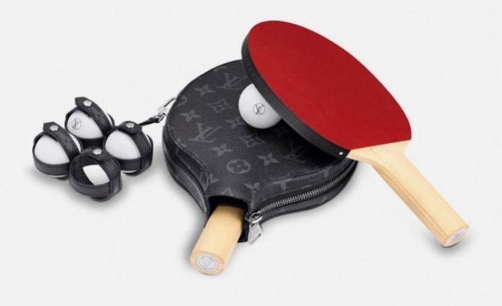 Louis Vuitton выпустили набор для настольного тенниса