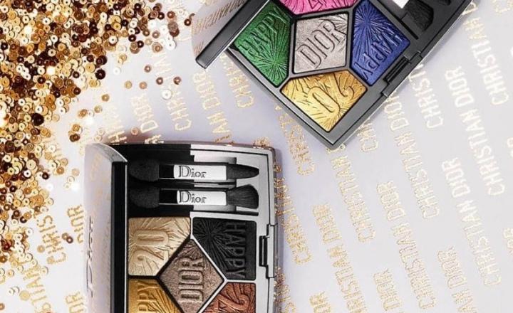 Новогодняя коллекция макияжа Dior: фото