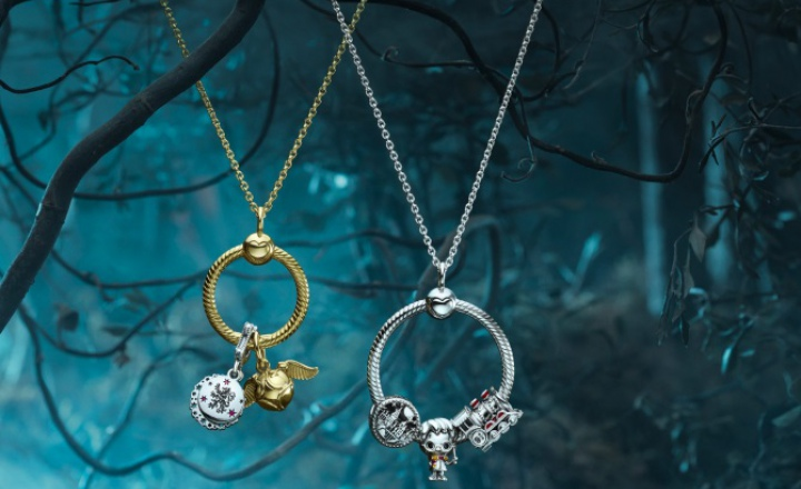 Pandora представила коллекцию мотивам «Гарри Поттера»: фото