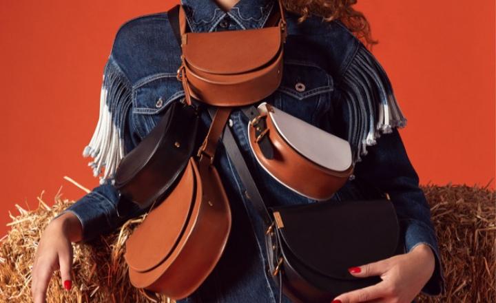 Levi's выпустили премиальную линию сумок