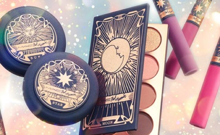 M.A.C выпустил коллекцию макияжа по мотивам карт таро