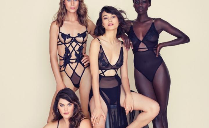Модель плюс-сайз и модель-трансгендер в новой кампании Victoria's Secret