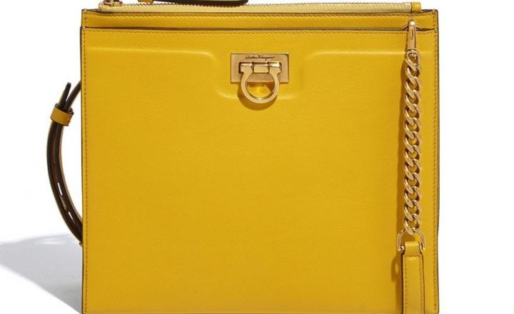 Salvatore Ferragamo выпустили очень практичную линию сумок