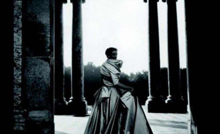 Christian Dior в фотоискусстве