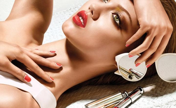 Летняя коллекция макияжа Dior Care & Dare