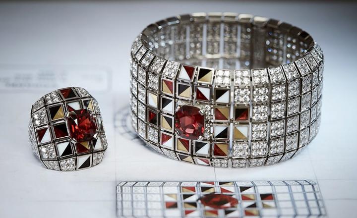 «Русская» коллекция драгоценностей Chanel