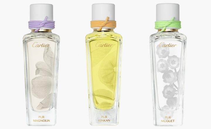 Cartier выпустили коллекцию едва заметных природных ароматов