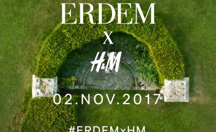 Следующая коллаборация H&M будет с Erdem