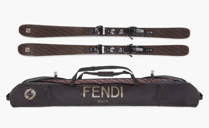 Fendi представили коллекцию доля горнолыжного сезона: фото