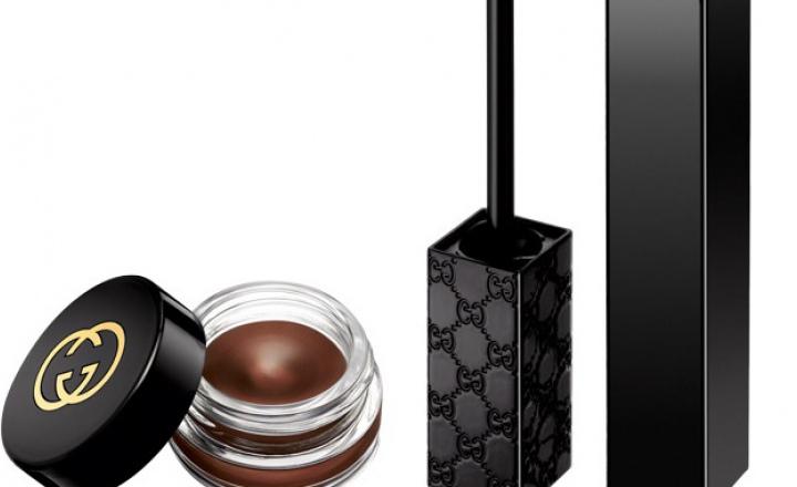 Новая коллекция макияжа для глаз Gucci в трех гаммах