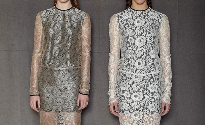 О принцессах: Alessandra Rich на Неделе моды в Париже