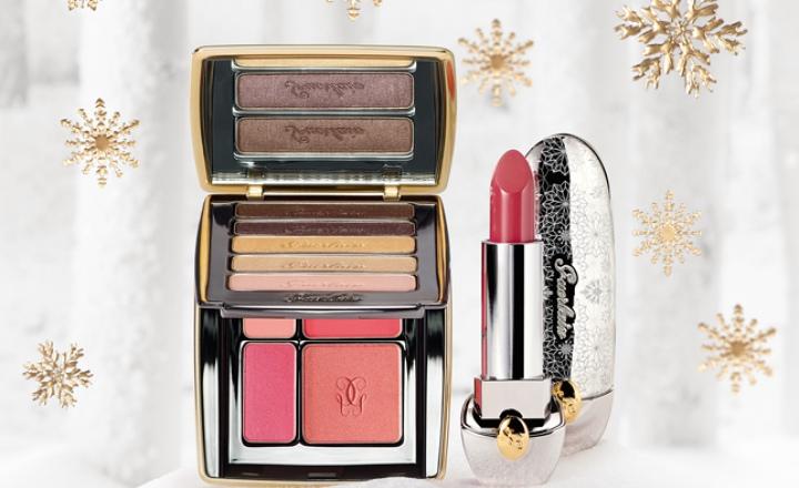 Ледяное сердце: рождественская коллекция макияжа Guerlain