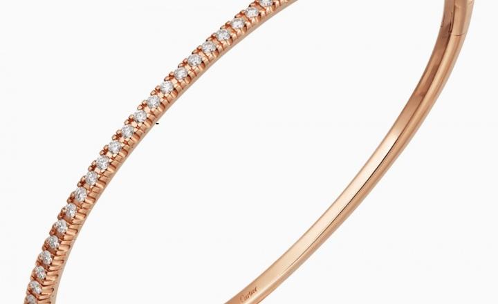 Новые тончайшие браслеты Étincelle de Cartier