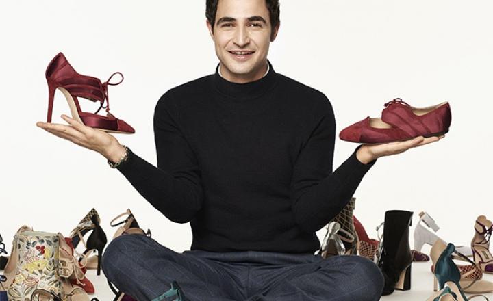 Зак Позен запускает линию обуви