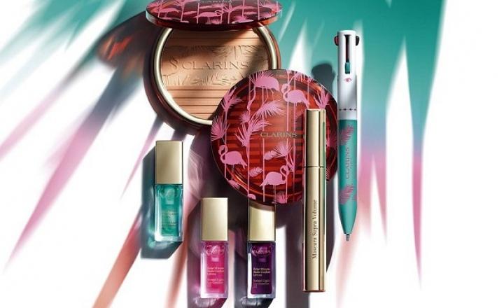 Лето в Майами: коллекция макияжа Clarins Hâle d'Eté