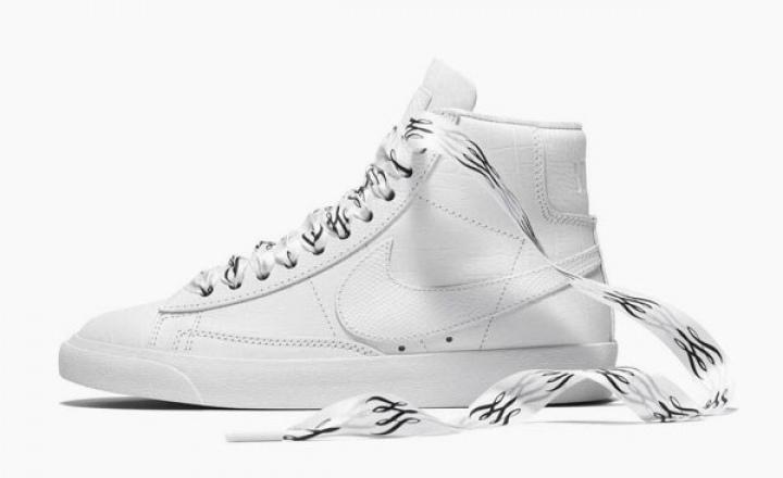 Серена Уильямс создала кроссовки совместно с Nike