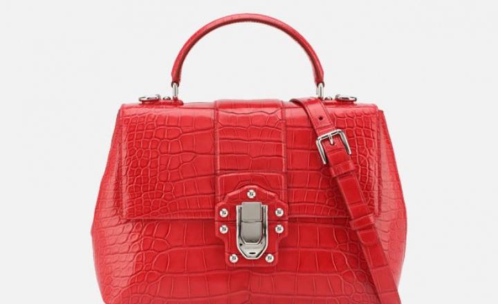 Dolce & Gabbana представили сумки специально для Москвы