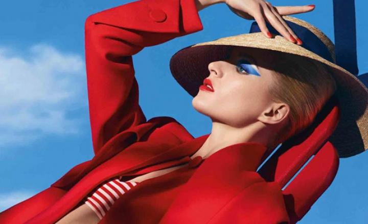 Море и яхты: трансатлантическая коллекция косметики Dior