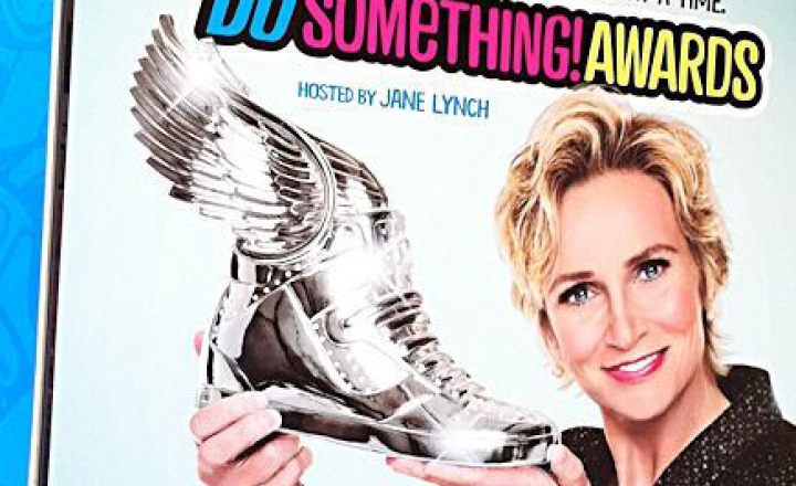 Звезды на церемонии Do Something Awards 2012