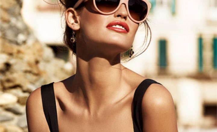 Итальянский шик в новой коллекции очков от Dolce&Gabbana
