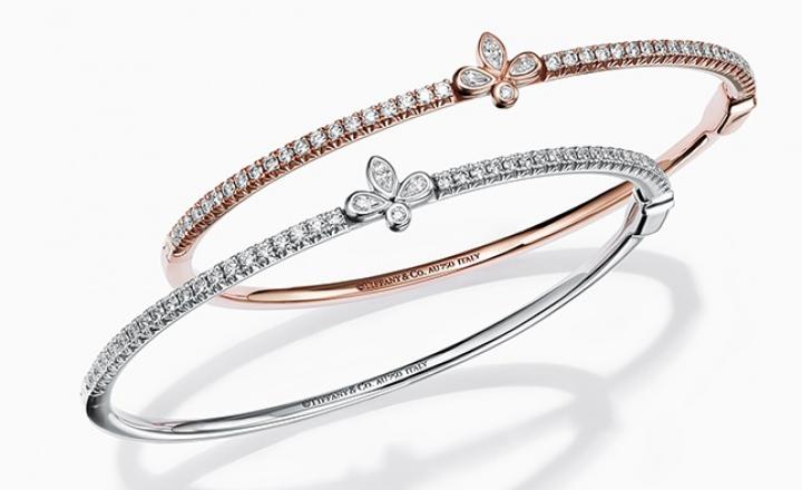 Королевские браслеты Tiffany: под стать культовым кулонам-ключам