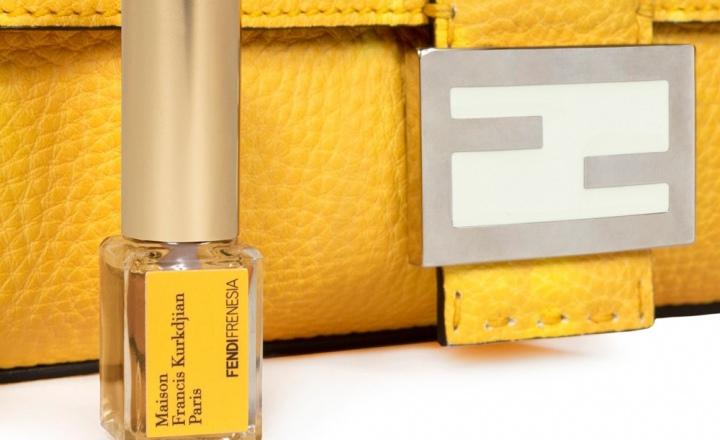 Создана первая в мире парфюмированная сумка