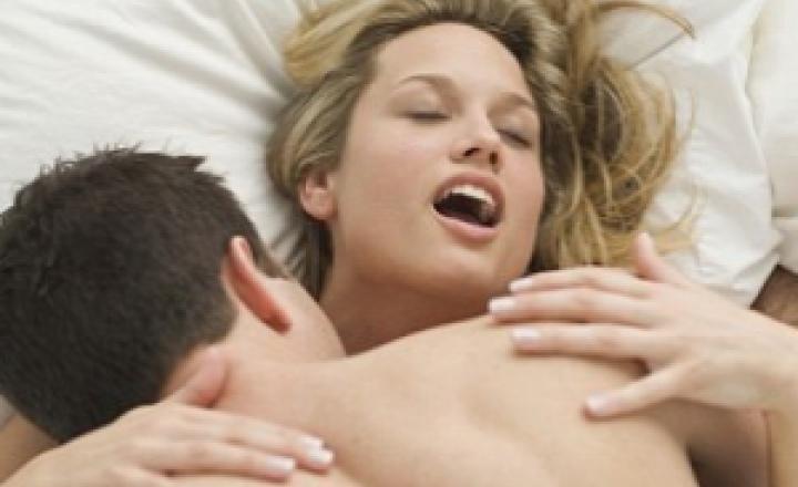 Не стесняться во время секса