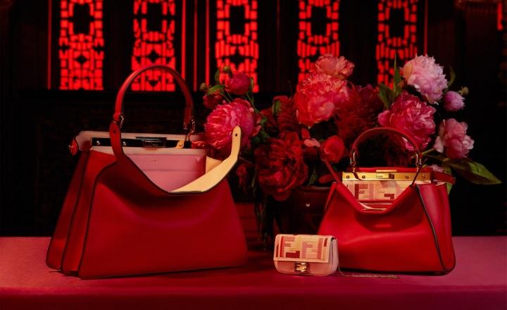 Fendi представили капсульную коллекцию, посвященную китайскому Новому году