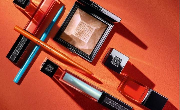 Летняя коллекция макияжа Givenchy