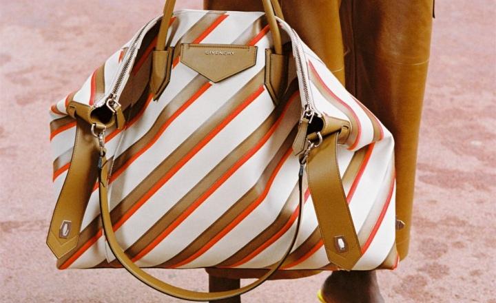 Новая роскошная сумка Givenchy Antigona Soft в честь 10-летия культовой модели