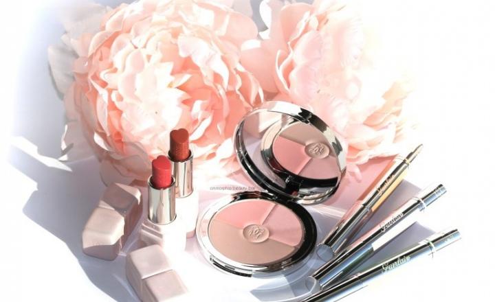 Сияние любви: весенняя коллекция макияжа Guerlain