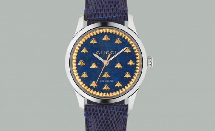 Агендерная коллекция часов Gucci