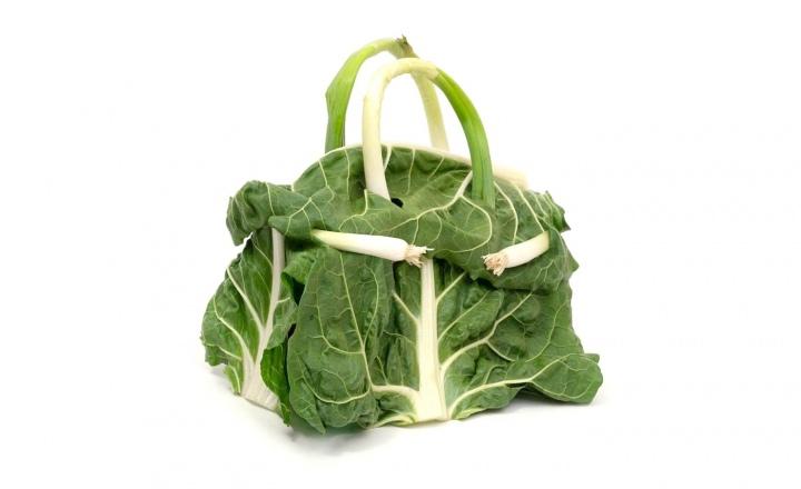 Hermès представил съедобные сумки Birkin из овощей: фото