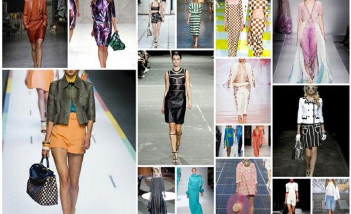 Весна-лето 2013: тренды, бренды и цветы