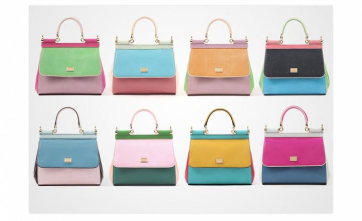 Маленькая Сицилия: новая сумка Dolce&Gabbana