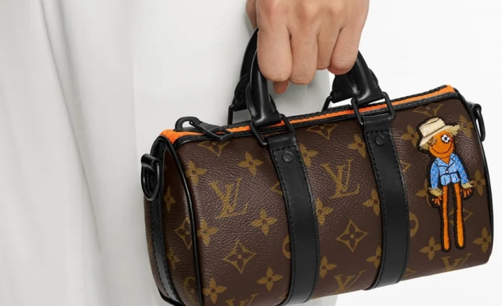 Louis Vuitton выпустили мини-версии сумок Keepall и Steamer: фото
