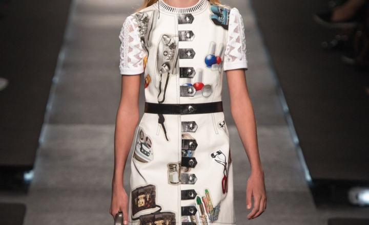 Новые семидесятые: весенне-летняя коллекция Louis Vuitton 2015