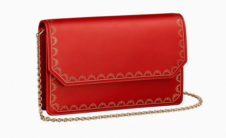 Cartier выпустили новые версии уже почти культовой сумки-коробочки: фото