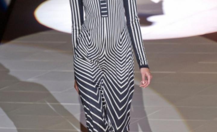 Полосатый рейс: коллекция Marc Jacobs на неделе моды