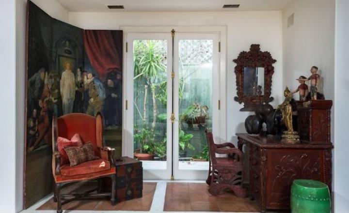 Дом, где жила Монро, выставлен на продажу