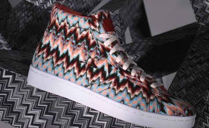 Missoni x Converse: новая капсульная коллекция обуви