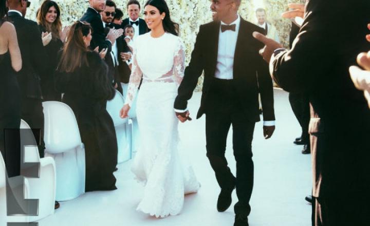 Свадьбы в разгаре: Ким Кардашьян & Канье Уэст и Сo