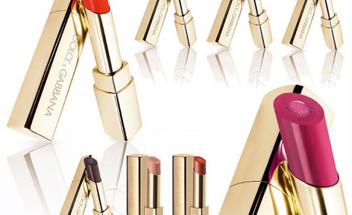 Новые оттенки: лимитированная коллекция Dolce & Gabbana