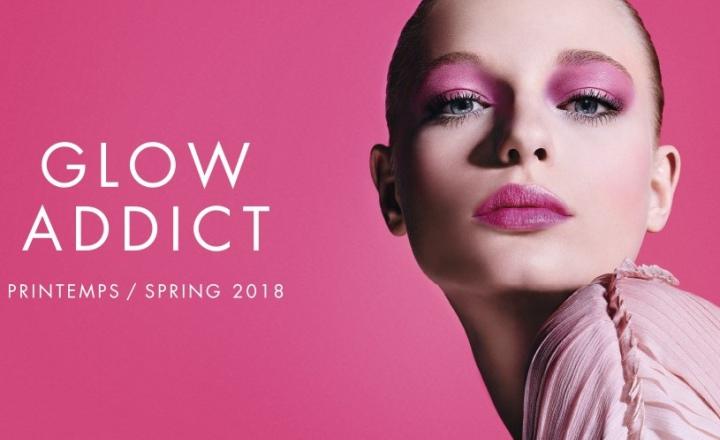Весна в оттенках розового: коллекция макияжа Dior Glow Addict