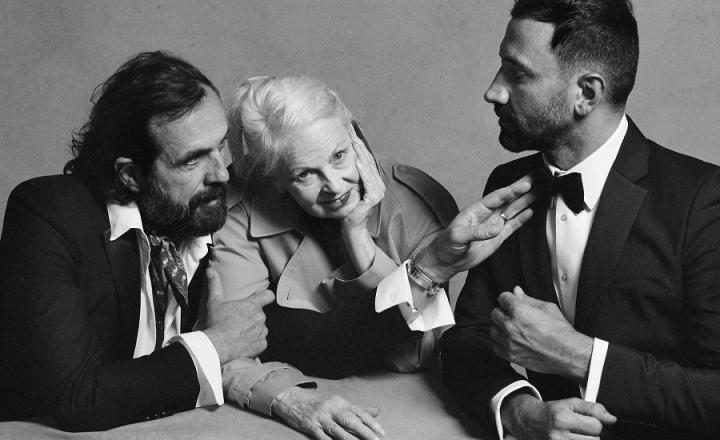 Чисто британская коллаборация: совместная коллекция Burberry и Vivienne Westwood