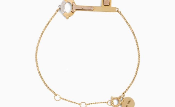 Вторая ювелирная коллекция Prada — ко Дню святого Валентина: фото