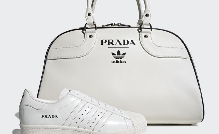 Prada и adidas создали совместную коллекцию обуви и аксессуаров