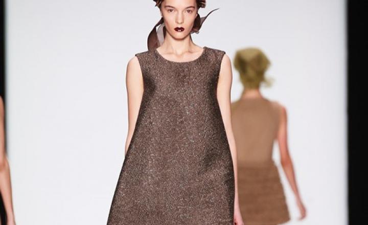 RUBAN осень-зима 2014-2015 на Mercedes-Benz Fashion Week Russiа