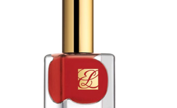 5 оттенков красного: новая серия лаков Estee Lauder