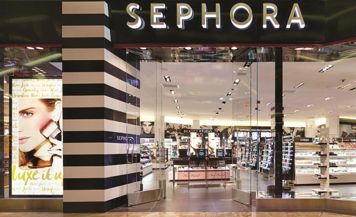 В России открываются магазины сети Sephora